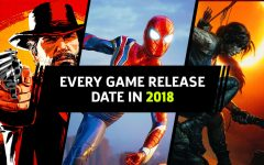 New Video Games for Fall 2018