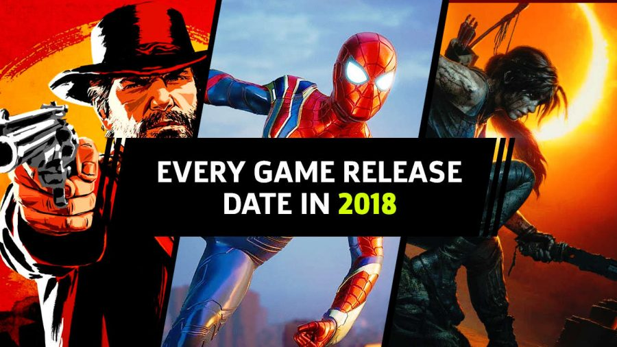 Much+anticipated+new+video+games+released+include+Fallout+76%2C+Spiderman%2C+and+Shadow+of+the+Tombraider