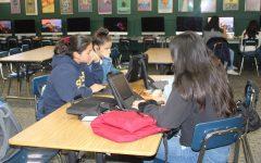 All BCCHS Freshmen Receive Chromebooks