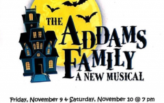 BCCHS Play Pro Adapts an Outstanding Production of the Addams Family