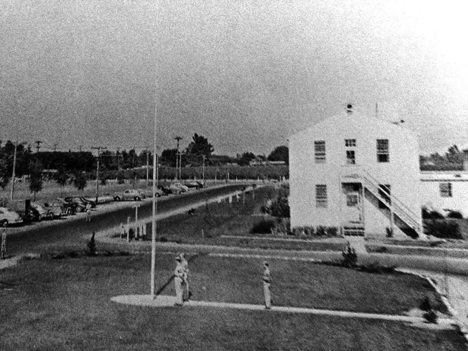 Birmingham campus back in 1945