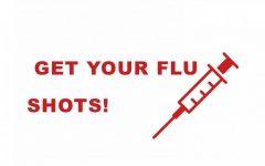 """""""Tis the Season for Flu Shots"""