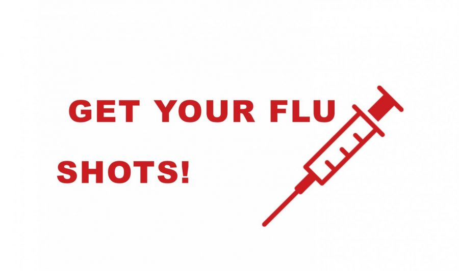 Go get your flu shot today to remain healthy!