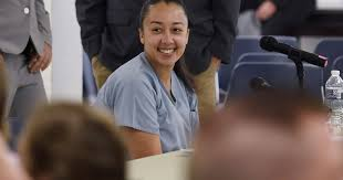 Cyntoia Brown is Granted Clemency by Tennessee Govenor