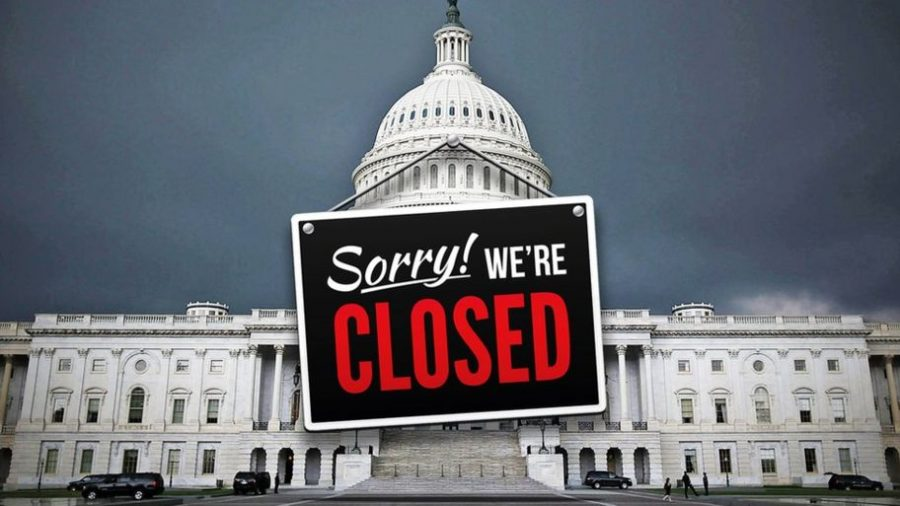The White House was closed and Congress shut down during the recent political turmoil in Washington.