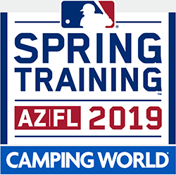 2019 MLB Spring Training Opening