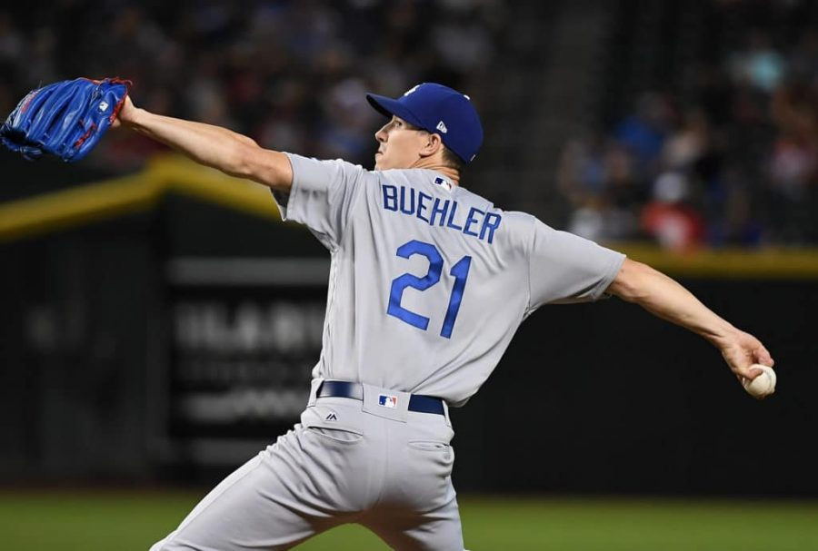 Walker Buehler for the Dodgers.
