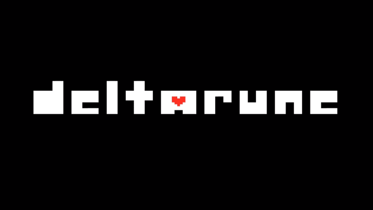Deltarune%27s+2019+logo