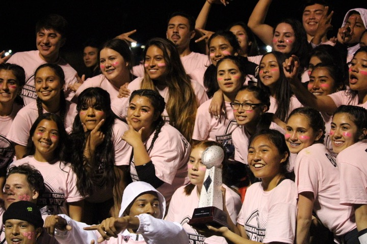Powderpuff 2019…Junior Girls Victorious for a Second Year!