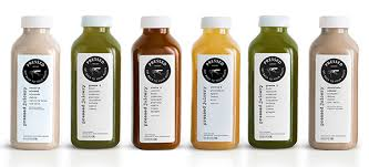 Pressed Juicery products.