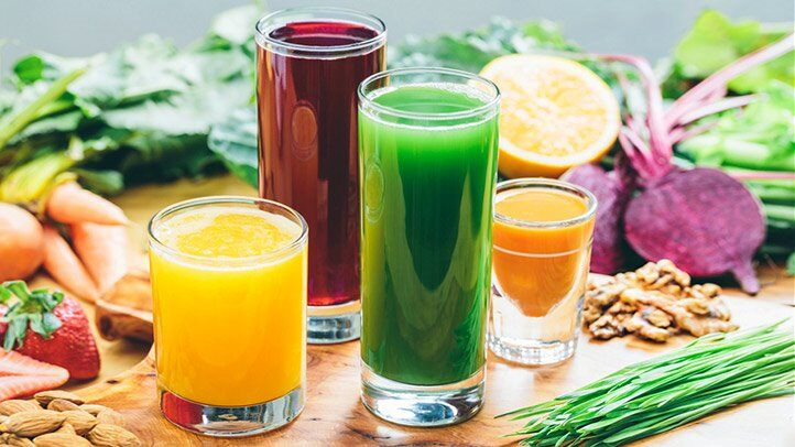 Juice Cleanse: The Actual Student-Tried Results!