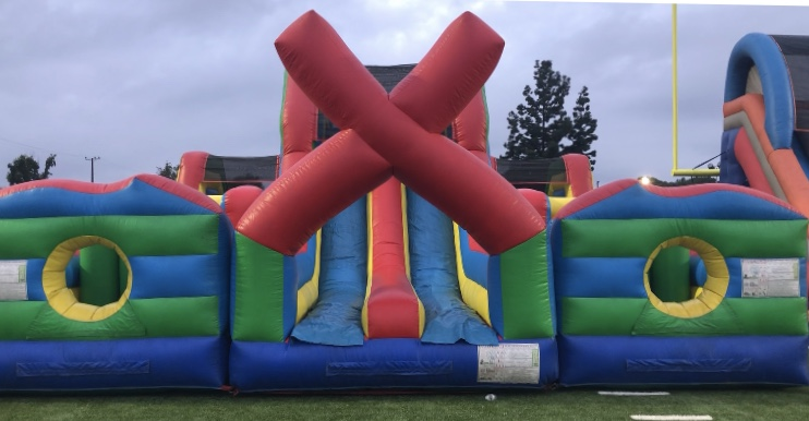 Fun and Games at BCCHS Senior Sunrise 2019