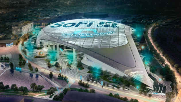 New Rams and Chargers SoFi Stadium Opening Next Summer!
