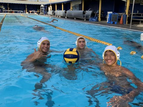 BCCHS Boy's Water Polo Finishes Season