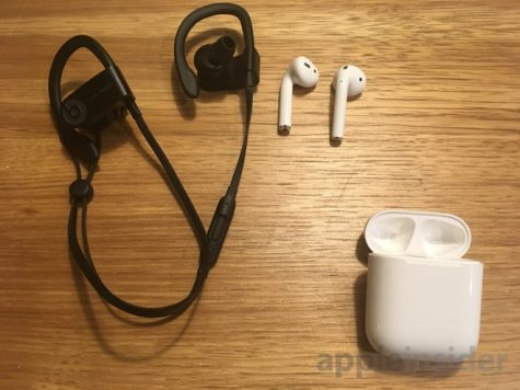 The battle between Air Pods and Beats continues!