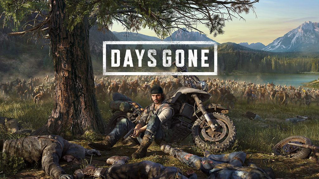 Days Gone game cover