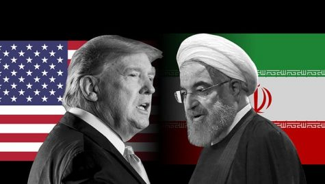Conflict erupting between The United States an Iran