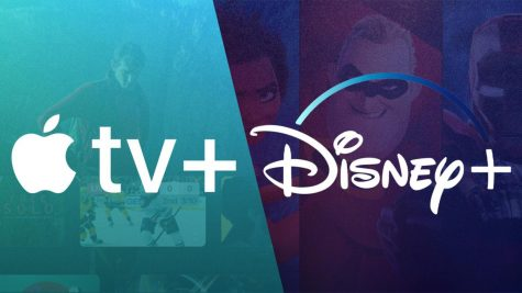 Apple and Disney +