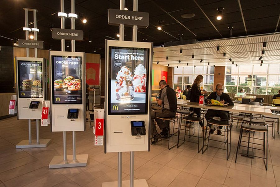 McDonald's Are Getting More Futuristic