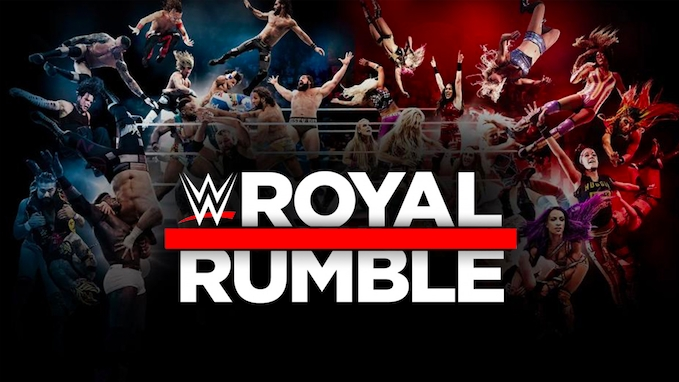 Royal Rumble 2020 Astounds the WWE World