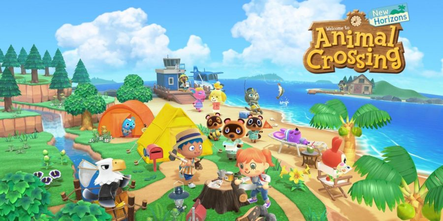 Escape+to+Island+Life%3B+The+History+of+Animal+Crossing+New+Horizons