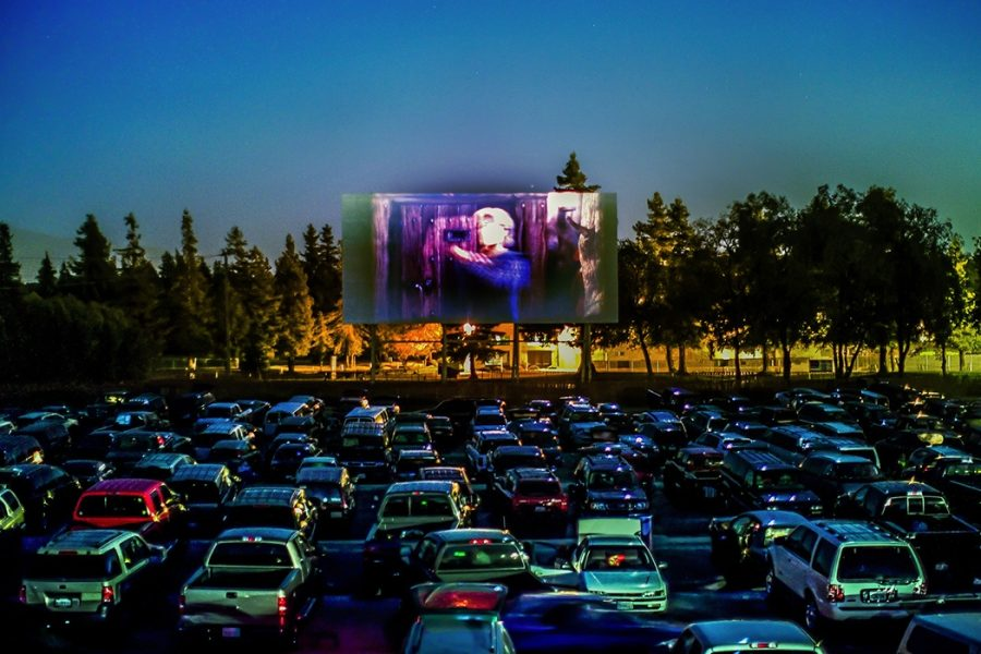 Pandemic Brings Back Drive-In Movie Theaters
