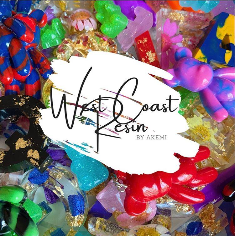 West Coast Resin's logo