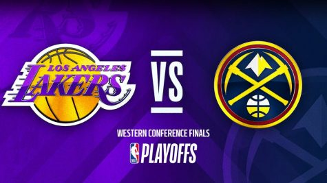 Western Conference Finals pitted the Lakers vs. the Nuggets