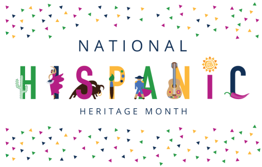 The celebration of Hispanic Heritage Month begins on September 15 and ends on October 15.