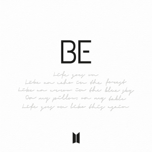 """BE"