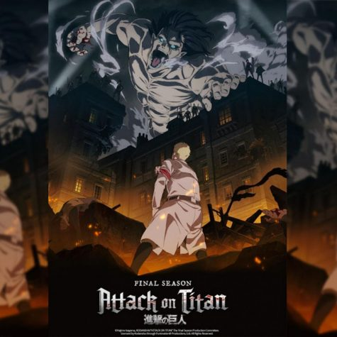 Attack on Titan Season 4 Anime Poster