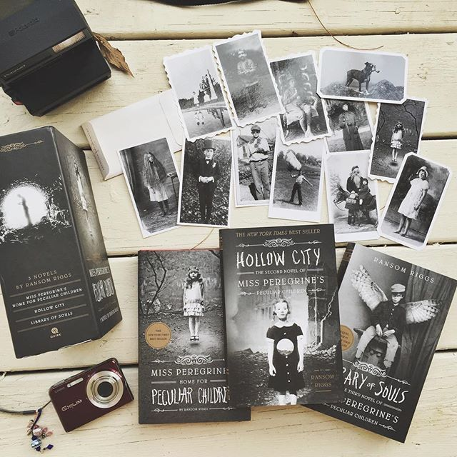 Miss Peregrine's Home for Peculiar Children Series Comes to an End