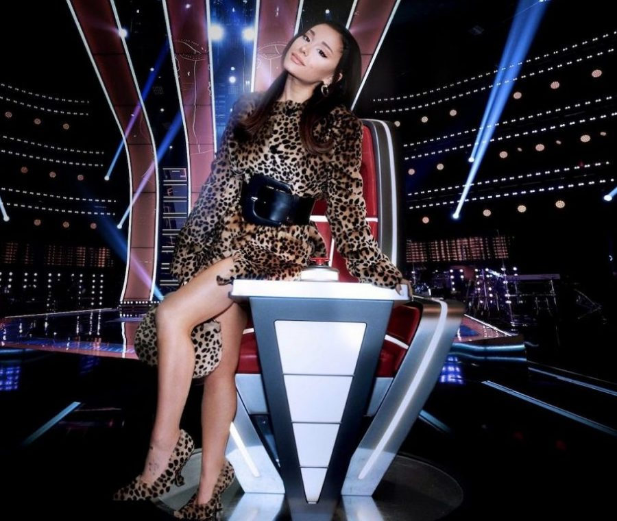 Ariana Grande Will Be Joining The Voice for Season 21
