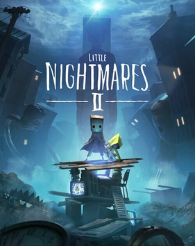 Little Nightmares II is a suspenseful puzzle game.