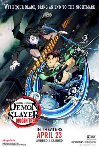Demon Slayer: Mugan Train Movie Poster
