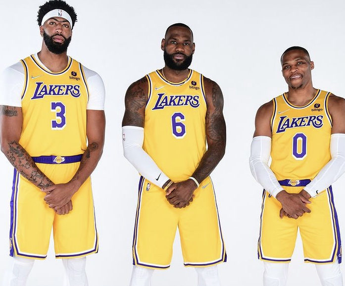 The Lakers new BIG 3