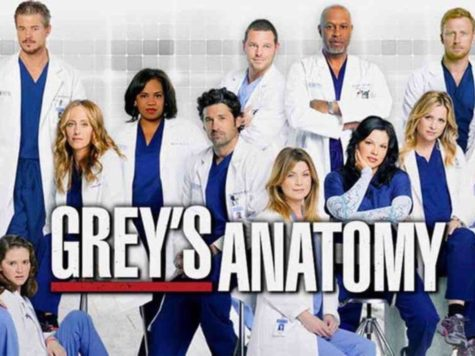 The main cast from Greys Anatomy